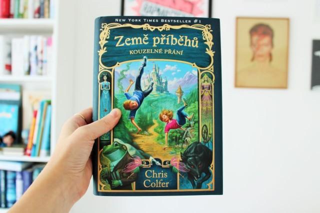 Země příběhů: Kouzelné přání