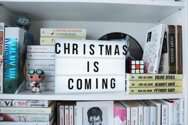 Tipy na dárky pro knihomoly.