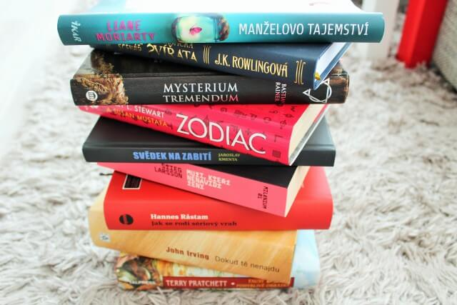 Nepřečtené knihy